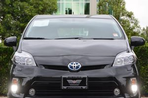 2014 Toyota Prius Five Carfax 1-Owner - No AccidentsDamage Reported  Black 21594 Per Month
