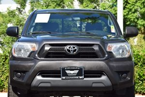 2013 Toyota Tacoma  Carfax Report - No AccidentsDamage Reported 4-Wheel Anti-Lock Brakes Coil-S