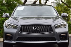 2014 INFINITI Q50 Premium Carfax 1-Owner - No AccidentsDamage Reported 150 Amp Alternator Abs A