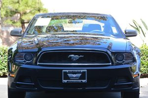2014 Ford Mustang V6 Carfax 1-Owner - No AccidentsDamage Reported  Black  18996 Per Month -