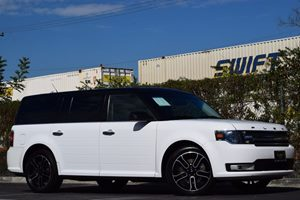 2015 Ford Flex SEL Carfax 1-Owner 339 Axle Ratio Abs And Driveline Traction Control Audio Pre