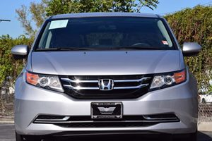 2015 Honda Odyssey EX Carfax 1-Owner 425 Axle Ratio Convenience Adjustable Steering Wheel Con