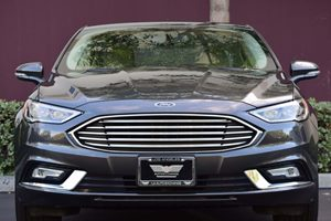 2017 Ford Fusion SE Carfax 1-Owner - No AccidentsDamage Reported Engine 15L Ecoboost Abs And