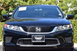 2015 Honda Accord Coupe LX-S Carfax 1-Owner - No AccidentsDamage Reported Convenience Adjustabl