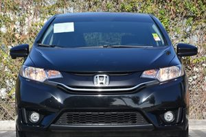 2016 Honda Fit EX Carfax 1-Owner  Crystal Black Pearl  We are not responsible for typographica