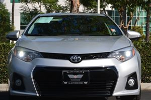 2014 Toyota Corolla S Plus Carfax Report  Classic Silver Metallic  We are not responsible for
