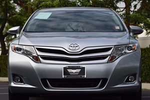 2015 Toyota Venza LE Carfax 1-Owner  Celestial Silver Metallic 24193 Per Month -ON APPROVED