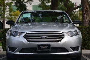 2015 Ford Taurus SE Carfax 1-Owner - No AccidentsDamage Reported  Ingot Silver Metallic  We a