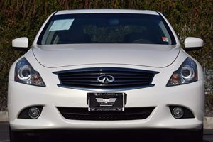 2013 INFINITI G37 Sedan Journey Carfax 1-Owner - No AccidentsDamage Reported 3-Point Safety Belt