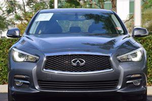 2014 INFINITI Q50 Premium Carfax 1-Owner 150 Amp Alternator 336 Axle Ratio Abs And Driveline T