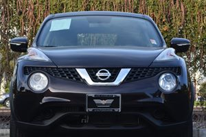 2015 Nissan JUKE S Carfax 1-Owner  Black  We are not responsible for typographical errors All