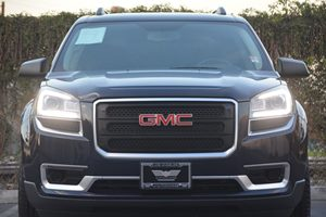 2015 GMC Acadia SLE-1 Carfax 1-Owner - No AccidentsDamage Reported  Dark Sapphire Blue Metalli