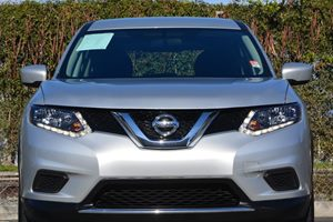 2016 Nissan Rogue S Carfax 1-Owner  Brilliant Silver  We are not responsible for typographical