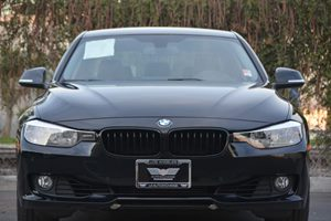 2014 BMW 3 Series 328i SULEV Carfax Report  Black ---  24193 Per Month -ON APPROVED CREDI