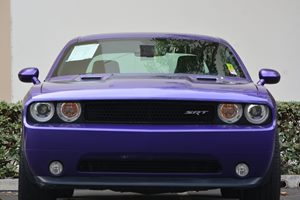 2014 Dodge Challenger RT Classic Carfax Report Transmission 5-Speed Automatic W5a580 Purple
