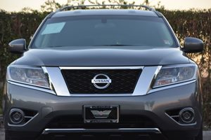 2015 Nissan Pathfinder S Carfax 1-Owner  Gray  24193 Per Month -ON APPROVED CREDIT---  -