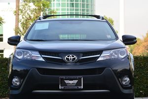 2015 Toyota RAV4 XLE Carfax Report  Black 22894 Per Month -ON APPROVED CREDIT---  ---
