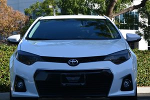 2016 Toyota Corolla S Plus Carfax 1-Owner - No AccidentsDamage Reported  Super White  We are