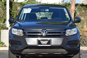 2014 Volkswagen Tiguan S Carfax 1-Owner - No AccidentsDamage Reported Abs And Driveline Traction