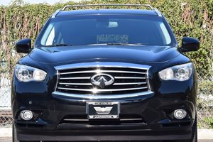 2014 INFINITI QX60 Base Carfax 1-Owner - No AccidentsDamage Reported  Black Obsidian  We are