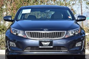 2015 Kia Optima Hybrid EX Carfax 1-Owner - No AccidentsDamage Reported Abs And Driveline Tractio