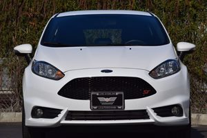 2015 Ford Fiesta ST Carfax 1-Owner - No AccidentsDamage Reported 382 Axle Ratio Abs And Drivel