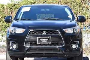 2015 Mitsubishi Outlander Sport ES Carfax 1-Owner - No AccidentsDamage Reported Abs And Drivelin