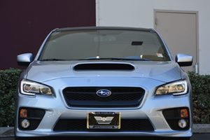 2015 Subaru WRX Limited Carfax 1-Owner - No AccidentsDamage Reported  Crystal Black Silica 3