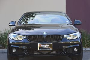 2015 BMW 4 Series 435i Carfax 1-Owner - No AccidentsDamage Reported  Black  We are not respon