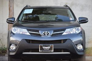 2015 Toyota RAV4 XLE Carfax 1-Owner  Magnetic Gray Metallic  We are not responsible for typogr