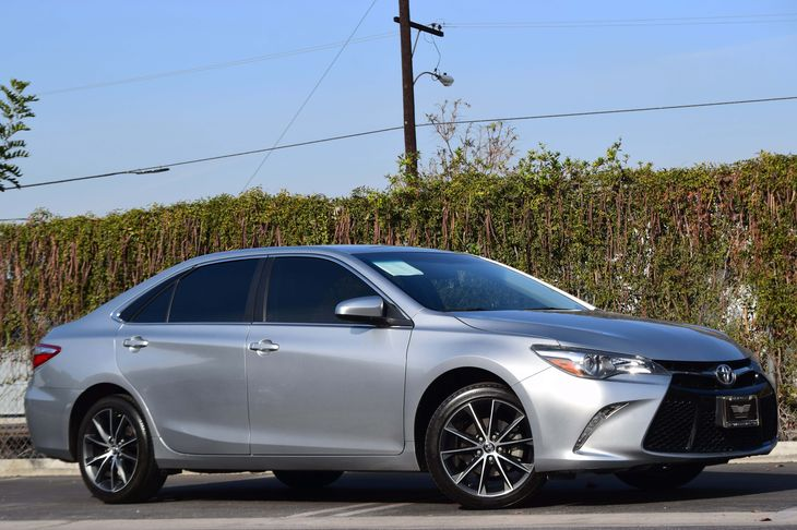 2015 Toyota Camry XSE 363 Axle Ratio Abs And Driveline Traction Control Airbag Occupancy Sensor