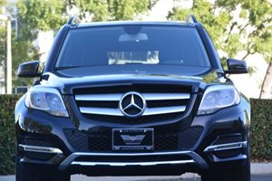 2015 MERCEDES GLK 350 GLK 350 Carfax Report - No AccidentsDamage Reported  Black  We are not