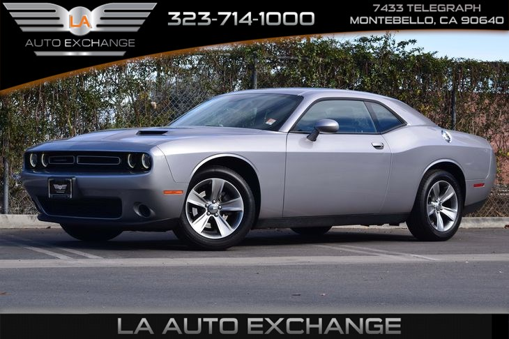 Sold Dodge Challenger SXT In Montebello - Dodge challenger invoice price