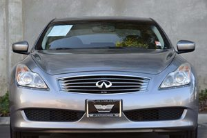 2009 INFINITI G37 Coupe x Carfax Report - No AccidentsDamage Reported  Gray  We are not respo