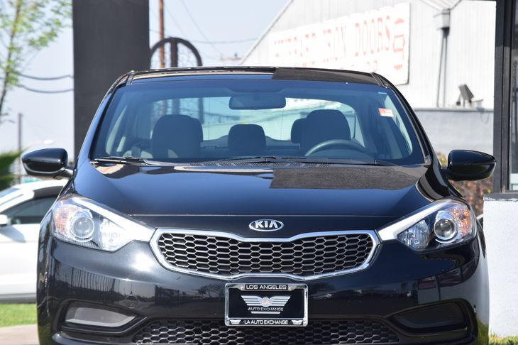 2015 Kia Forte LX 4-Wheel Disc Brakes W4-Wheel Abs Front Vented Discs Brake Assist And Hill Hol