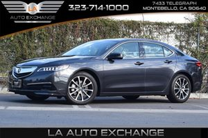 View 2015 Acura TLX
