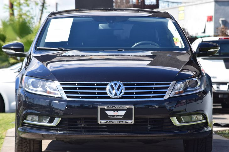 2013 Volkswagen CC Sport PZEV  Black  All advertised prices exclude government fees and taxes