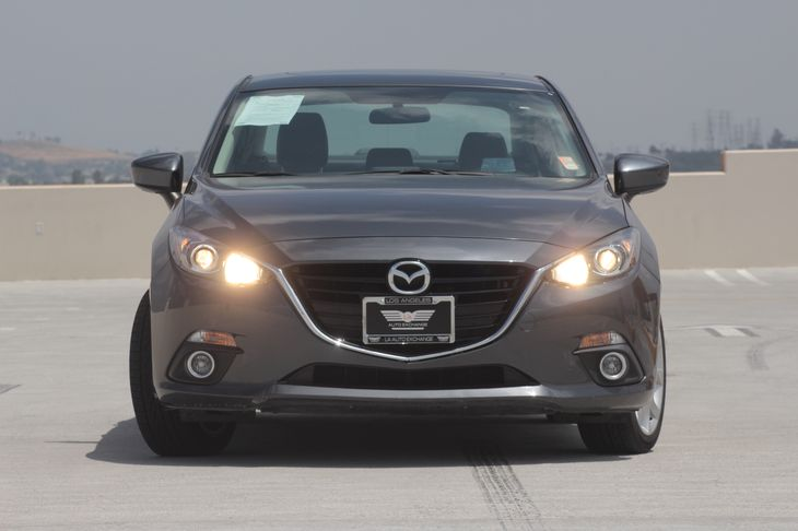 2015 Mazda Mazda3 s Touring Air Conditioning Multi-Zone AC Audio AmFm Stereo Cargo Space Lig