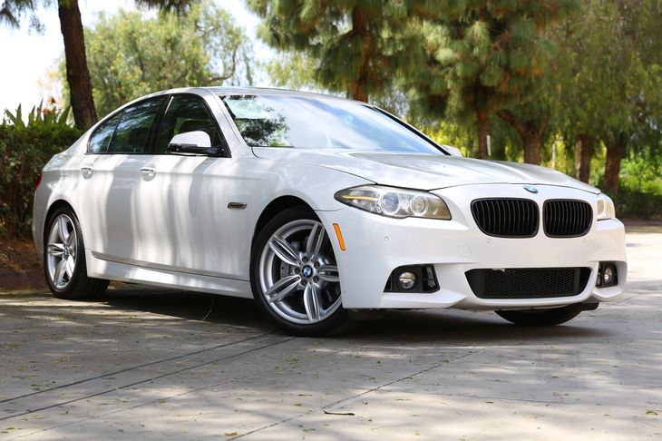 2015 BMW 5 Series 535i M PKG Air Conditioning Multi-Zone AC Audio Hd Radio Bluetooth Wireless