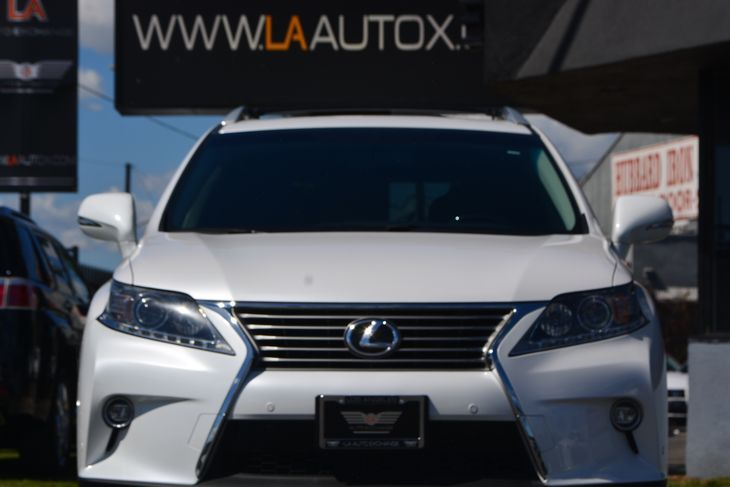 2015 Lexus RX 350 Base  White 35756 Per Month -ON APPROVED CREDIT---  ---  See our ent