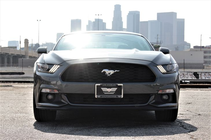 2017 Ford Mustang EcoBoost Premium  Gray TAKE ADVANTAGE OF OUR PUBLIC WHOLESALE PRICING GOING