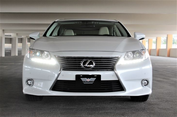 2015 Lexus ES 350  1 Lcd Monitor In The Front Audio Theft Deterrent Engine V6 Cylinder Engine