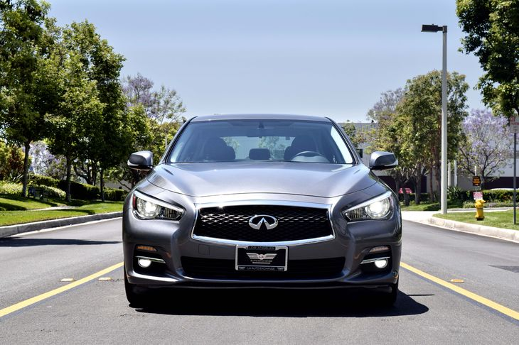 2015 INFINITI Q50   Gray TAKE ADVANTAGE OF OUR PUBLIC WHOLESALE PRICING GOING ON RIGHT NOW