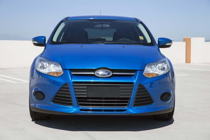 2014 Ford Focus SE Audio Auxiliary Audio Input Brake Actuated Limited Slip Differential Brakes
