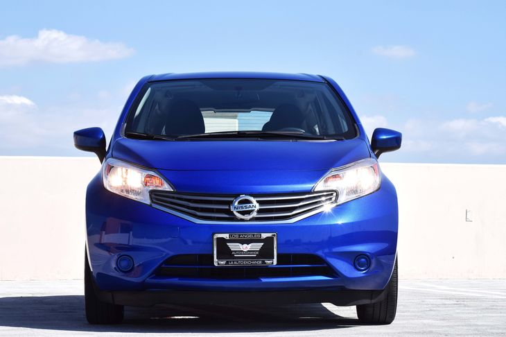 2016 Nissan Versa Note S Plus  Blue TAKE ADVANTAGE OF OUR PUBLIC WHOLESALE PRICING GOING ON R