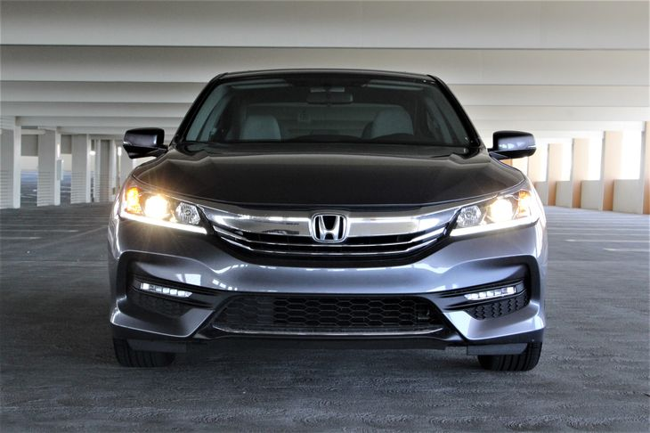 2017 HONDA ACCORD SEDAN EX