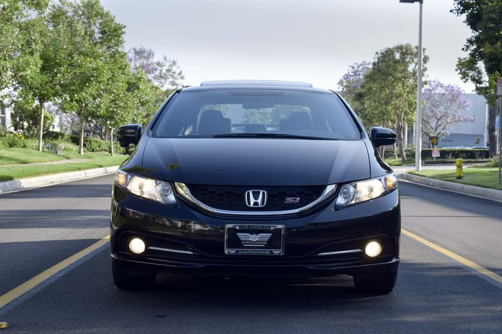 2015 Honda Civic Sedan Si  Crystal Black Pearl TAKE ADVANTAGE OF OUR PUBLIC WHOLESALE PRICING