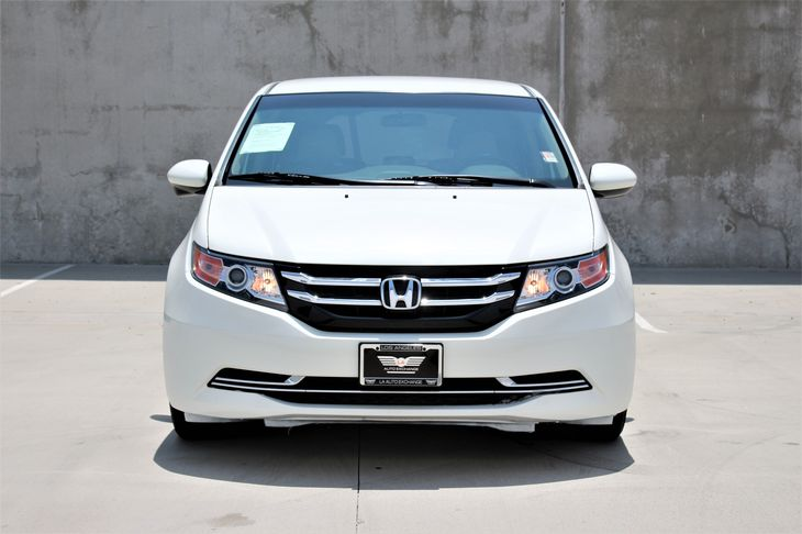 2015 Honda Odyssey EX Air Filtration Audio Theft Deterrent Passenger Capacity 8 Sae Net Horsep