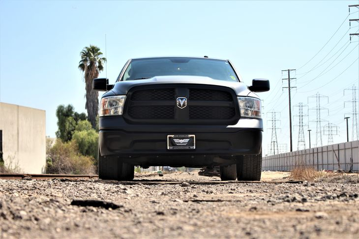 2013 Ram 1500 Tradesman Fuel System Electronic Fuel Injection Tire Pressure Monitor WDisplay T