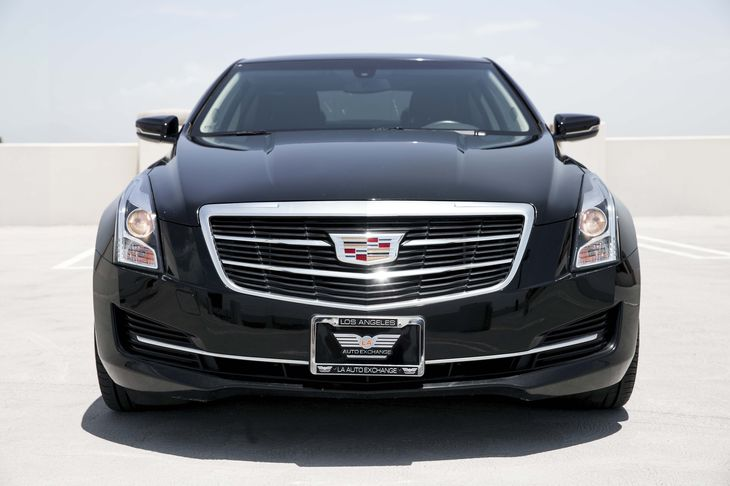 2015 Cadillac ATS Coupe 20T Engine 20L Turbo I4 Di Dohc Vvt Air Conditioning Multi-Zone A